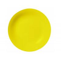 Тарелка глубокая Luminarc Arty Yellow N2488 (20см)