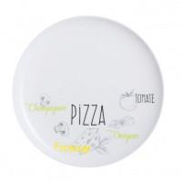 Набор блюд для пиццы Luminarc Friends Time Bistrot L2904 (32см)