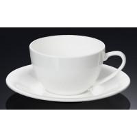 Чашка с блюдцем для кофе Wilmax WL-993002 (100мл)
