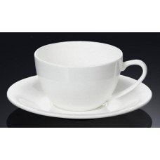 Набор чашек с блюдцами для кофе Wilmax WL-993002 (100мл)