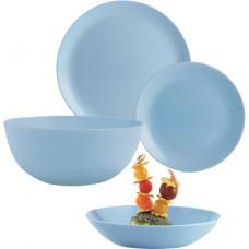 Сервиз столовый Luminarc Diwali Light Blue P2961 - 19пр