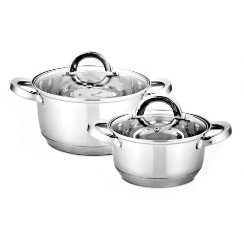 Набор посуды Vincent VC-3027 (1,9л; 3,6л)