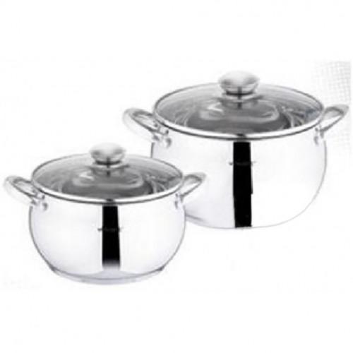 Набор посуды Vincent VC-3031 (2,2л; 4л)