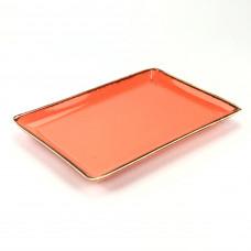 Блюдо квадратное Porland 358819 O (18*13 см)