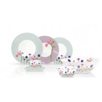 Сервиз столовый Luminarc Rosana Begonia N3671 -30пр