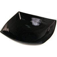 Тарелка глубокая Luminarc Quadrato Black H3671 (20см)