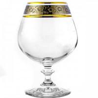 Наборы бокалов для коньяка Bohemia Angela b40600-43249 (400мл)