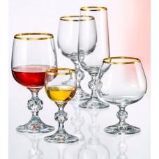 Набор бокалов Bohemia Claudia Сelebration b40149-20746