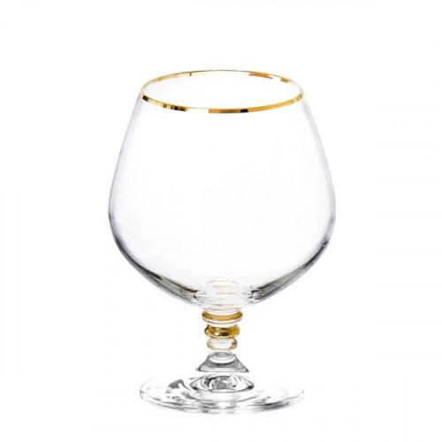 Набор бокалов для коньяка Bohemia Olivia 6 шт b40346-20314 (400мл)