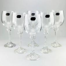 Набор бокалов для вина Bohemia Julia 6 шт b40428 (230мл)