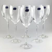Набор бокалов для вина Bohemia Lilly 6 шт b40768 (250мл)