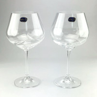 Набор бокалов для вина Bohemia Turbulence 2 шт b40774 (570мл)