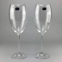 Набор бокалов для вина Bohemia Grandioso 2 шт b40783 (450мл)