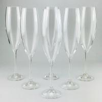 Набор бокалов для шампанского Bohemia Sophia 6 шт b40814 (230мл)