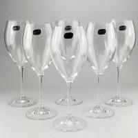 Набор бокалов для вина Bohemia Sophia 6 шт b40814 (490мл)