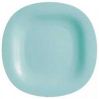 Тарелка обеденная Luminarc Carine Light Turquoise P4127 (27см)