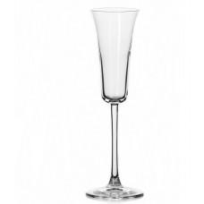 Набор бокалов для шампанского Pasabahce Logo-Bar F&D 6 шт 67038 (100мл)