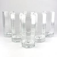 Набор высоких стаканов Pasabahce Kosem 6 шт 42082 (380мл)