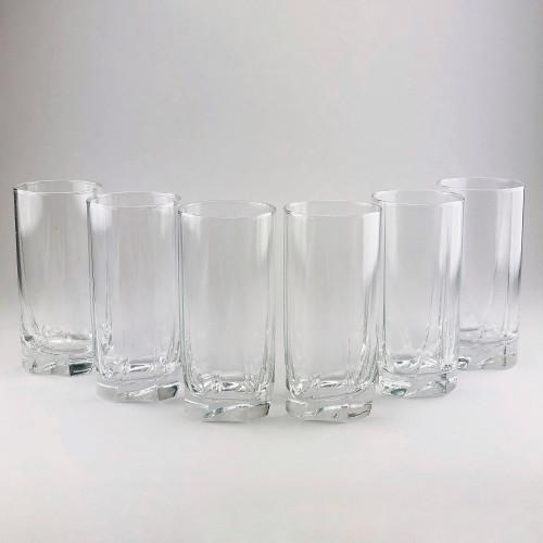 Набор стаканов для коктейлей Pasabahce Luna 6 шт 42358 (390мл)