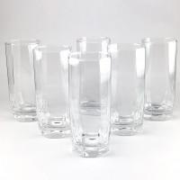 Набор высоких стаканов Pasabahce Hisar 6 шт 42857 (325мл)