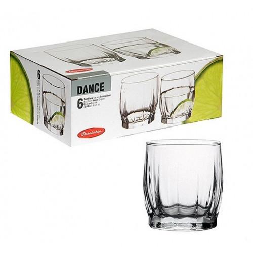 Набор стаканов для виски Pasabahce Dance 6 шт 42865 (290мл)