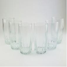Набор высоких стаканов Pasabahce Dance 6 шт 42867 (420мл)