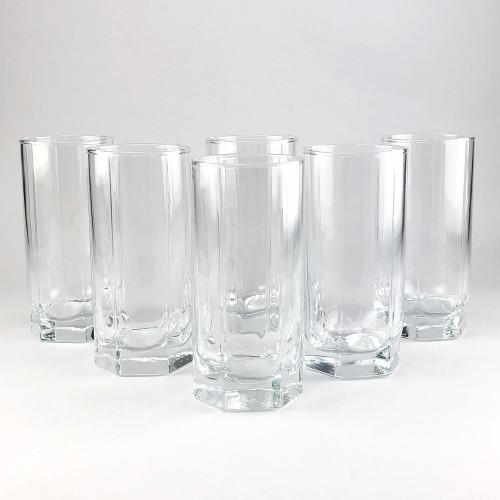 Набор высоких стаканов Pasabahce Танго 6 шт 42942т (290мл)
