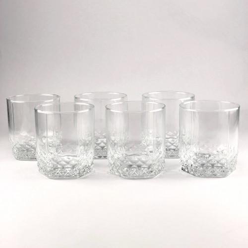 Набор стаканов для виски Pasabahce Valse 6 шт 42945 (315мл)