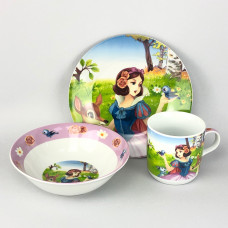 Набор детской посуды 4305/3 - 3 предмета