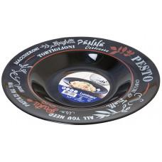 Набор блюд для пасты Luminarc Friends Time Black Saloon 6 шт N2173 (28,5см)(ТОЛЬКО ПОД ЗАКАЗ)