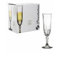 Набор бокалов для шампанского Pasabahce Karat 6 шт 440146 (160мл)