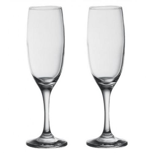 Набор бокалов для шампанского Pasabahce Classique 2 шт 440335 (250мл)
