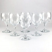 Набор бокалов для белого вина Pasabahce Bistro 6 шт 44415 (175мл)