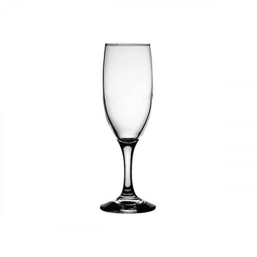 Набор бокалов для шампанского Pasabahce Bistro 2 шт 44419-2 (180мл)