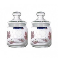 Набор емкостей для сыпучих продуктов Luminarc Ikumi P4472 (0,75л)-2пр