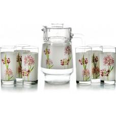 Кувшин со стаканами Luminarc G4622 (кув.1,6л,стак.270мл)-7пр