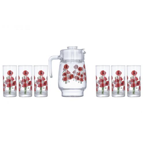 Кувшин со стаканами Luminarc Hypnosis P4820 (1600мл)