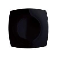 Тарелка обеденная Luminarc Quadrato Black J0591/D7200 (26см)