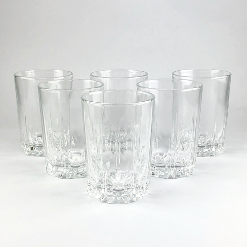 Набор низких стаканов Pasabahce Karat 6 шт 52882 (240мл)