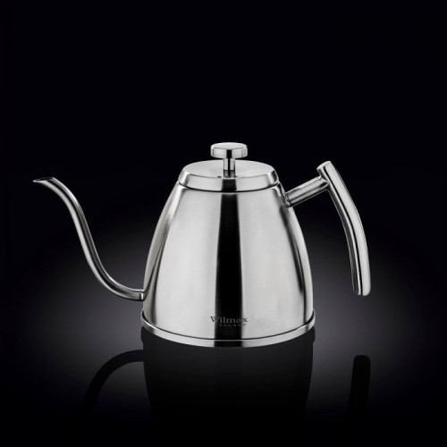 Заварочный чайник капельный Wilmax St.Steel WL-551111 /1C (1200мл)