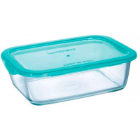 Прямоугольный пищевой контейнер Luminarc Keep'n'Box Lagoon P5517 (1220мл)