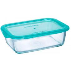 Прямоугольный пищевой контейнер Luminarc Keep'n'Box Lagoon P5516 (1970мл)