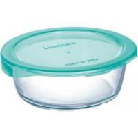 Круглый пищевой контейнер Luminarc Keep'n'Box Lagoon P5523 (920мл)