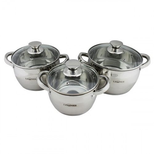 Набор посуды Lessner Apple 55859 - 6пр
