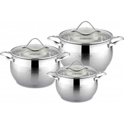 Набор посуды Lessner из 6 предметов 55868