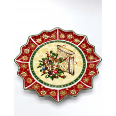 Блюдо колокольчики 586-181 (39см)