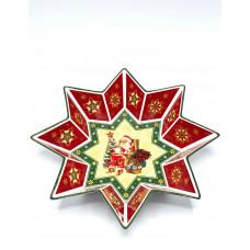 Блюдо Дед Мороз 586-005 (32см)