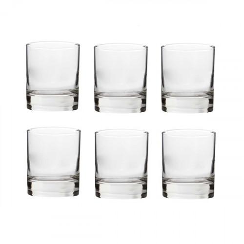 Набор низких стаканов Arcoroc Islande 6 шт J3312 (200мл)