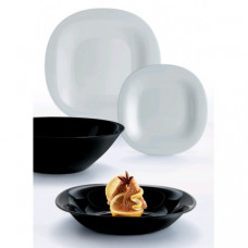 Сервиз столовый Luminarc Carine Granit&Black N7669 -19пр