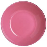 Тарелка глубокая Luminarc Arty Pink L1052 (20см)